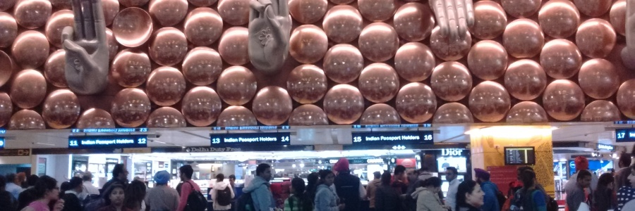 Indira Gandhi International Airport, New Delhi